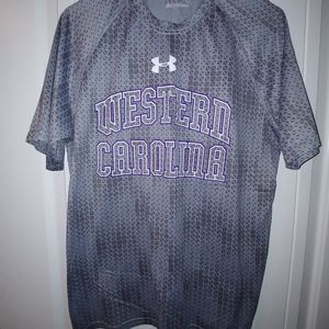 WCU athletic shirt